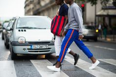 Paris Men's Fashion Week Spring 2015 Street Style