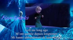 """""""Let it go"""" lyrics in French. Lends itself to Futur Simple :D French Songs, French Films, French Teacher, Teaching French, Let It Go Lyrics, Futur Simple, French Practice, French Education, French Classroom"""
