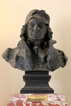 Jacques Gamelin est un peintre français né à Carcassonne le 3 octobre 1738 et mort dans la même ville le 22 octobre 1803. [Nouveau receuil d'ostéologie et de myologie dessiné d'après nature ... pour l'utilité des sciences et des arts : https://www.pinterest.com/pin/287386019949273781].