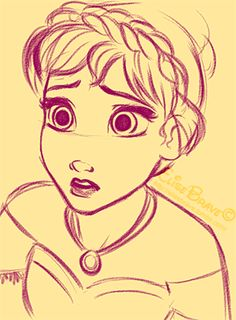 Anna from Frozen again! I love that movie <3