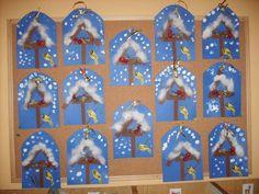 Výsledek obrázku pro tvoření s dětmi zima