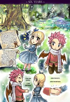 Fairy Tail Doujinshi Collection - (Nalu) Fireflies (Có H, coi chừng! Natsu Fairy Tail, Manga Fairy Tail, Fairy Tail Comics, Anime Fairy, Fairy Tail Amour, Fairy Tail Love, Fairy Tail Ships, Fairy Tail Couples, Prince Dragon
