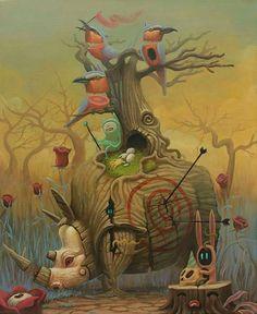 Artwork (painting) by Dulk  Instagram : @dulk1 Facebook : Dulk Site : www.dulk.es  Arte Sem Fronteiras : Instagram.com/artesemfronteiras Twitter.com/artesfronteiras Facebook .com/artsemfronteiras  #art #artesemfronteiras #artistic #arte #illustratorart #pintura #asf #paint #acrylic #painter #painting #dulk