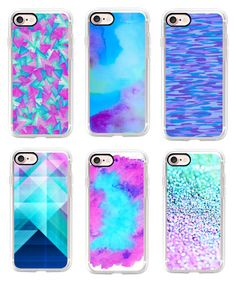 """""""#phonecases #blueandpurple #patterns"""" by anniesowards on Polyvore featuring interior, interiors, interior design, home, home decor, interior decorating and Casetify"""