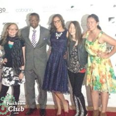 Tiehen Watkins, President of The Odyssey Institute for Advanced and International Studies FIDM Fashion Club took her club to Phoenix Fashion Week and met the director, Brian Hill. blogs.fashionclub.com