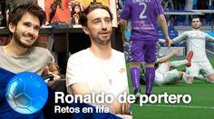 RONALDO CONTRA EL VALLADOLID! | RETOS IMPOSIBLES EN FIFA 16