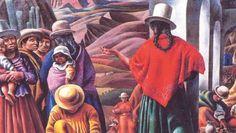 Antonio #Berni - #Argentina #Muralism #Art #painting