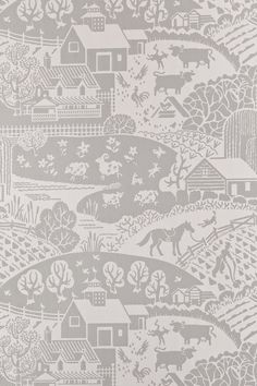 New 2016 Wallpapers From Farrow U0026 Ball | Remodelista