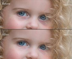 Fixing Under-Eye Circles in Lightroom