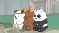 Find the best We Bare Bears Wallpaper on GetWallpapers. We have background pictures for you! Cartoon Wallpaper, Bear Wallpaper, Laptop Wallpaper, Wallpapers For Laptop, Ice Bear We Bare Bears, 3 Bears, Cute Bears, Baby Bears, We Bare Bears Wallpapers