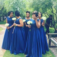 Royal Blue Plus Size Long Bridesmaid Dresses 2019 Modest Lace Chiffon Country Garden Nigeria Maid of Honor Wedding Party Guest Gown Cadbury Purple Bridesmaid Dresses, African Bridesmaid Dresses, Country Bridesmaid Dresses, Royal Blue Bridesmaid Dresses, Cheap Bridesmaid Dresses Online, Lace Bridesmaid Dresses, Party Dress Outfits, Wedding Party Dresses, Wedding Parties