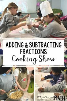 Fractions activities and other math resources Teaching Fractions, Math Fractions, Teaching Math, Teaching Tips, Math Math, Elementary Math, Upper Elementary, Math Tutor, Math Education