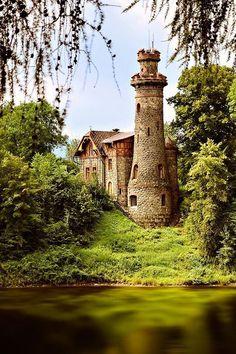 Ancient Castle, Les Kralovstvi, Czech Republic - Flown.me - Explore the World!