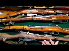 How to properly refinish a Mosin Nagant rifle stock part 1 - Why you may need to refinish the stock. - YouTube