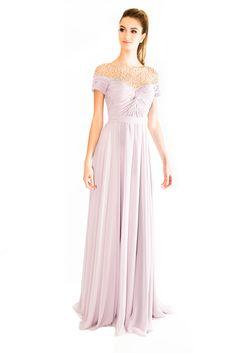 Vestido Sabrina Lavanda | Closet Me (para alugar)