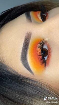 Dope Makeup, Edgy Makeup, Eye Makeup Art, Smokey Eye Makeup, Eyebrow Makeup, Skin Makeup, Eyeshadow Makeup, Makeup Inspo, Creative Eye Makeup