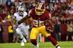 LANDOVER. Md. -- The Oakland Raiders knew coming into the Sunday night game that Washington Redskins running back Chris Thompson was a…