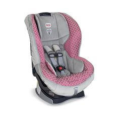 Britax Marathon 70 Convertible Car Seat Azalea (4,500 MXN) ❤ liked on Polyvore featuring baby, baby girl and carseats