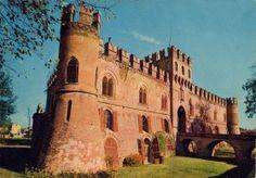 il castello di castelceriolo edificato nel secolo XII dalla ricca famiglia GHILINI