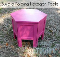 Free DIY Woodworking Plans to Build a Leroy End Table 1 | Bedroom ...