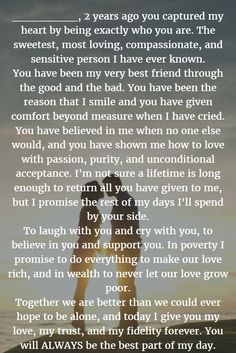 587 Best Wedding Vows Images In 2019 Wedding Vows Vows