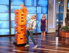 The Ellen DeGeneres Show in Burbank, CA