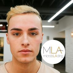To read more about Microblading for Men visit our blog! : http://microbladingla.com/microblading-for-men-is-totally-a-thing/
