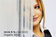 """Picture of SOLYX: SX-5015 Organic Strié. 48"""" Wide privacy film"""