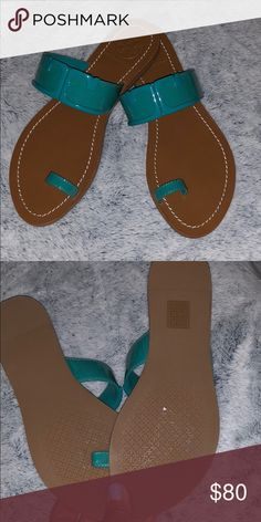 New Tory Burch sandals New Tory Burch sandals  Size 5.5 Tory Burch Shoes Sandals