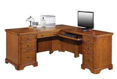 L Shaped Executive Desks - Modern Home Office Furniture Check more at http://michael-malarkey.com/l-shaped-executive-desks/