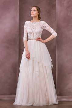 Sophia wedding dress, 2015 Collection, Divine Atelier
