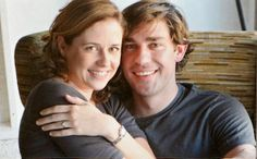 Pam and Jim From 'The Office' Create Wedding Website Pam The Office, Best Of The Office, Office Cast, The Office Show, Office Pictures, Office Memes, I Believe In Love, John Krasinski, Tv Show Quotes