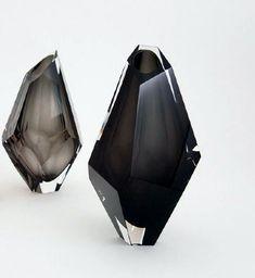 Thaddeus Wolfe's vases Interior Accessories, Fashion Accessories, Charles Ray Eames, Vintage Vases, Vintage Design, Pots, Glass Art, Design Inspiration, Design Ideas