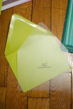 DIY lined envelopes!  Do with glitter/sparkly paper