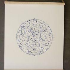 DIY Constellation Chart