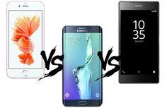 Mỗi chiếc điện thoại đều có ưu điểm riêng của mình. Sony Xperia Z5 Premium thì được trang bị màn hình 4K cùng camera cực chất 23 MP, trong khi đó 6s Plus thì chỉ có khả năng quay video 4K và camera cũng được nâng cấp nên 12 MP