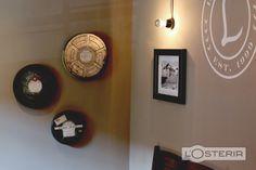 L'Osteria Decoration I Old italian movierolls