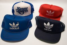Vintage Adidas Hats and Kenny Rogers | Flickr