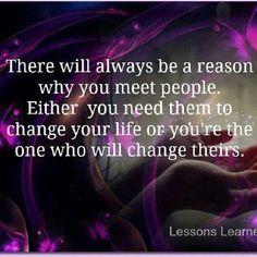People whom you meet