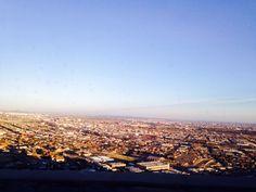 El Paso Tx. Scenic Drive