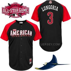 http://www.xjersey.com/american-league-rays-3-longoria-black-2015-all-star-jersey.html AMERICAN LEAGUE RAYS 3 LONGORIA BLACK 2015 ALL STAR JERSEY Only 38.79€ , Free Shipping!