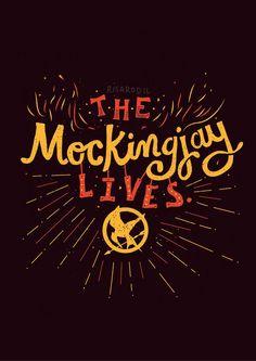 """""""The Mockingjay lives..."""""""