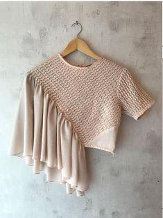 Stylish Blouse Design, Stylish Dress Designs, Blouse Designs Silk, Kurta Designs, Sleeves Designs For Dresses, Girls Fashion Clothes, Lifestyle, Saree Blouse, Pullover