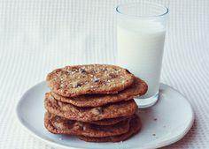 Dark Chocolate Chip and Sea Salt Cookies