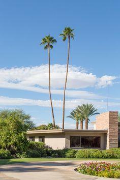 Inside Frank Sinatra's Palm Springs Twin Palms Estate