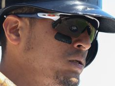 Detroit Tigers designated hitter Victor Martinez in