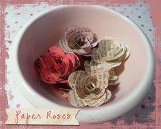 Joli Paquet: Paper Roses