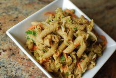 Pad Thai Pasta Salad - The Food in my Beard