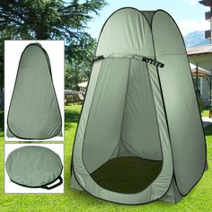 Portable Private Toilet Shower Changing Beach Camping Travel Tent Instant Pop Up in Sporting Goods, Camping & Hiking, Tents & Canopies | eBay