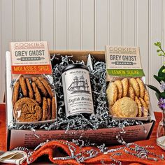 Ghost Tea Lover's Gift Box, Brown